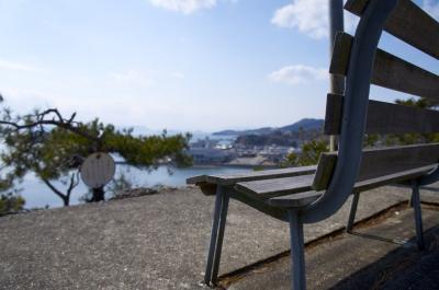 soku_10622.jpg :: 風景 街並み 郊外の風景 港町 小豆島