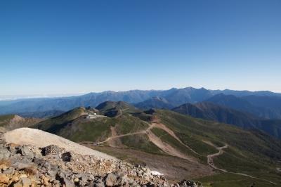 soku_10950.jpg :: 風景 自然 山 乗鞍岳 北アルプス