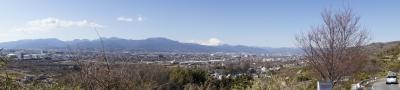 soku_11386.jpg :: 風景 自然 山 富士山 パノラマ