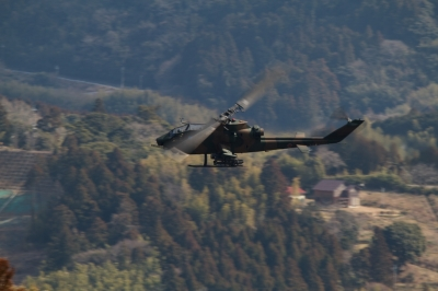 soku_11938.jpg :: 陸自 攻撃ヘリコプター AH-1S