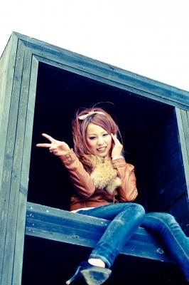 soku_12495.jpg :: 人物 女性 コンパニオン モデル 美人 佐久島 おひるねハウス