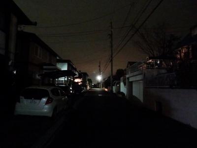 soku_12516.jpg :: 建築物 住宅街 夜景