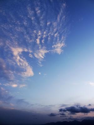 soku_12691.jpg :: 風景 自然 空 雲