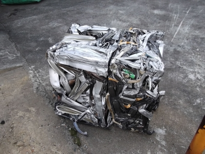 soku_13563.jpg :: スクラップ 鉄くず 非鉄金属 アルミニウム