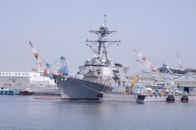 soku_13656.jpg :: 艦成分 横須賀 イージス艦 DDG.82 Lassen ラッセン