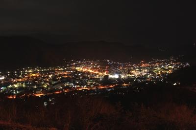 soku_13690.jpg :: 風景 街並み 郊外の風景 夜景