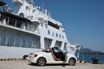 soku_14033.jpg :: SIGMA シグマ DP2 海上保安庁 船 コペン 車