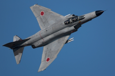 soku_14432.jpg :: 航空自衛隊 戦闘機 偵察機 RF-4EJ ファントムII