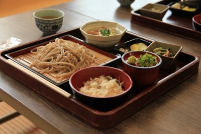 soku_14508.jpg :: 食べ物 麺類 蕎麦 ざるそば
