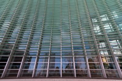 soku_14517.jpg :: 都市の風景 ビル 新国立美術館 六本木ヒルズ (^_^)