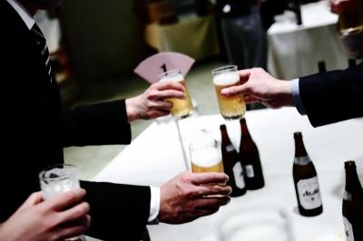 soku_14667.jpg :: ウエディング 結婚式 披露宴 乾杯 アサヒスーパードライ