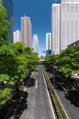 soku_15716.jpg :: 都市の風景 コクーンビル 新宿 建造物