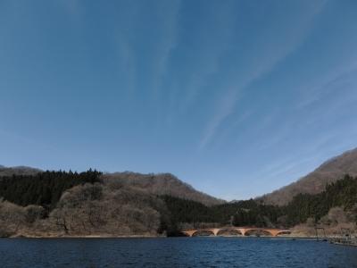 soku_15895.jpg :: PowerShotS95 風景 自然 水分 コンデジ埼玉 lock 湖 碓氷湖