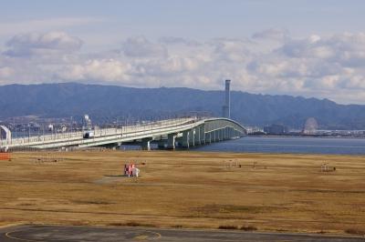 soku_16032.jpg :: 建築 建造物 橋 関西国際空港連絡橋 りんくうタウン