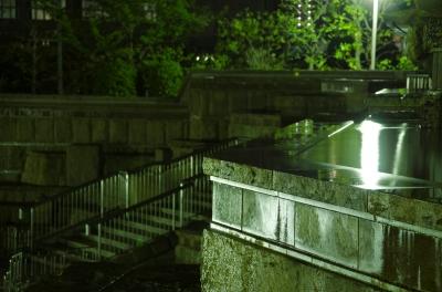 soku_16269.jpg :: 夜景 水分 階段