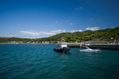 soku_16282.jpg :: 風景 自然 海 乗り物 船 クルーザー