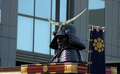 soku_16519.jpg :: 祭り 仙台 青葉まつり 武士 鎧兜