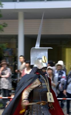 soku_16521.jpg :: 祭り 仙台 青葉まつり 武士 鎧兜