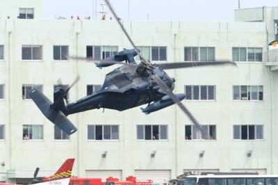 soku_16606.jpg :: 浜松救難隊 UH.60J 高機動飛行 飛行機 ヒコーキが足りない by 静浜基地航空祭