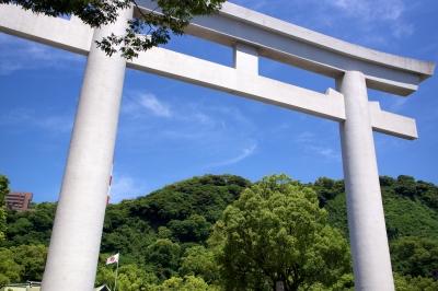 soku_16630.jpg :: 建築 建造物 神社 鳥居