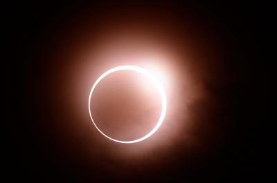 soku_16647.jpg :: 風景 自然 天体 太陽 日食 金環日食 関東地方