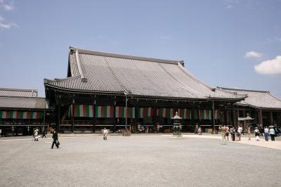 soku_16701.jpg :: 建築 建造物 寺院 西本願寺 京都