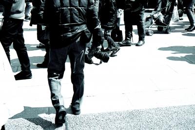 soku_16899.jpg :: 人物 男性 カメラマン カメラ機材 カメラ
