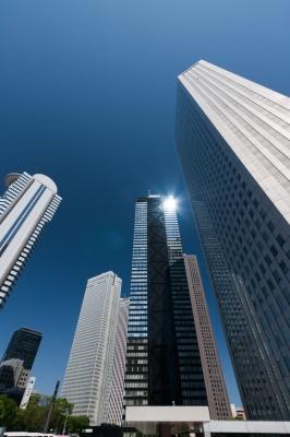soku_16919.jpg :: 都市の風景 新宿 高層ビル