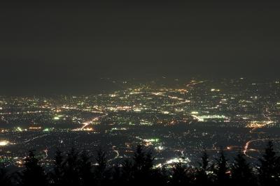 soku_16988.jpg :: 風景 街並み 郊外の風景 夜景