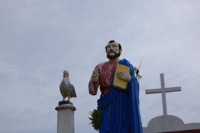 soku_17225.jpg :: キリスト教 芸術 アート 彫刻 彫像 キリスト像