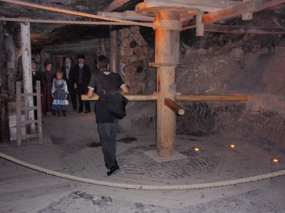 soku_17324.jpg :: 海外 歴史資料館 鉱山 鉱山跡