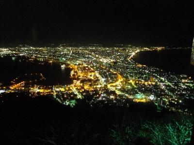 soku_17383.jpg :: 函館 風景 街並み 都市の風景 夜景