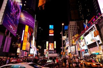soku_17401.jpg :: ニューヨーク 風景 街並み 都市の風景 タイムズスクエア