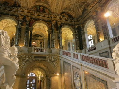 soku_17628.jpg :: ウィーン 美術史美術館 建築 建造物 美術館