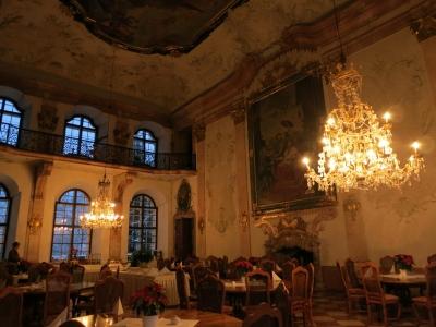 soku_17984.jpg :: オーストリア ザルツブルク レオポルツクローン城 建築 建造物 歴史的建造物 外国