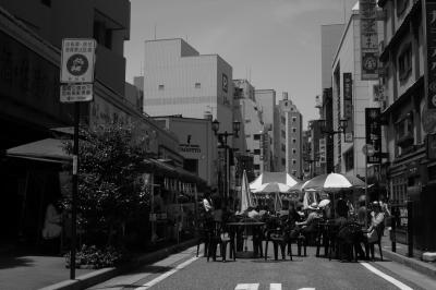 soku_18068.jpg :: 風景 街並み 都市の風景 繁華街 by Niigata