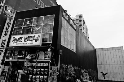 soku_18099.jpg :: パルクール フリーランニング ヴィレッジヴァンガード 風景 街並み 店舗