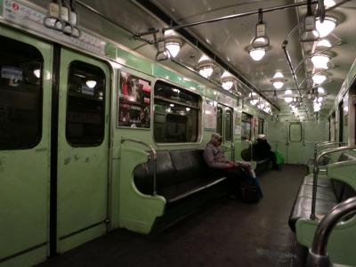 soku_18431.jpg :: ハンガリー ブダペスト 地下鉄