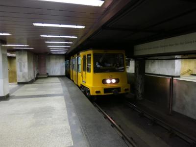 soku_18438.jpg :: ブダペスト地下鉄1号線 世界遺産