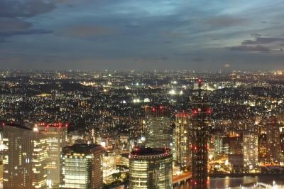soku_18683.jpg :: みなとみらい 風景 街並み 都市の風景 夜景