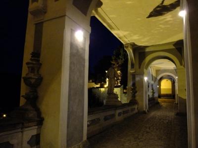 soku_18822.jpg :: チェスキー・クルムロフ城 夜景