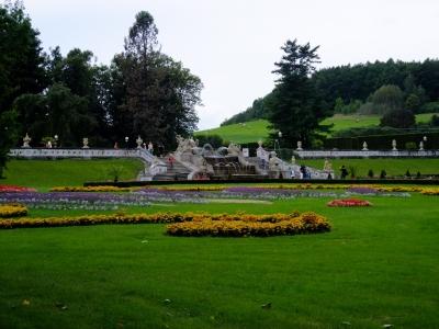 soku_18825.jpg :: チェスキー・クルムロフ 庭園