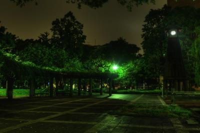 soku_18830.jpg :: 公園 清澄公園 夜景