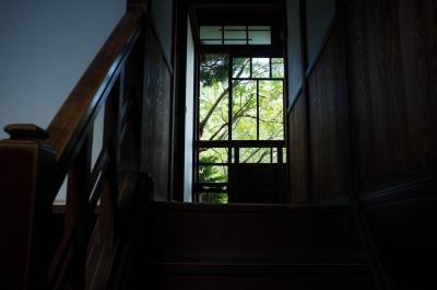 soku_18936.jpg :: 室内 モダン建築 部屋 空間 階段