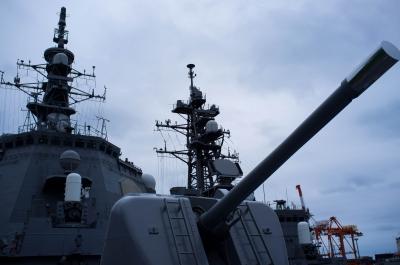 soku_19140.jpg :: 乗り物 交通 船 護衛艦 DDG.174 きりしま Kirishima