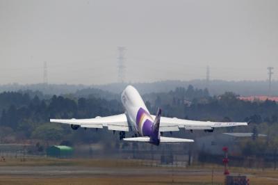 soku_19180.jpg :: 乗り物 交通 航空機 飛行機 旅客機 成田