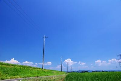 soku_19200.jpg :: 風景 街並み 郊外の風景 その他 田舎