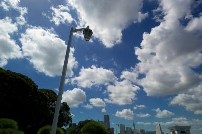 soku_19493.jpg :: 風景 自然 空 雲 夏空