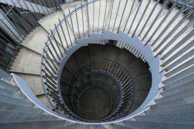 soku_19579.jpg :: 部屋 空間 階段 螺旋階段