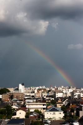soku_19811.jpg :: 空 雲 虹 風景